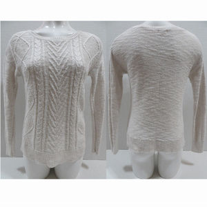 Mossimo sweater XS mixed knit styles pullover